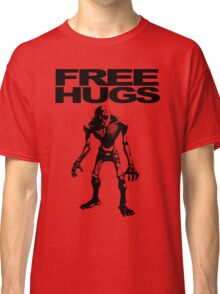 Free Hugs From a ReDead! Classic T-Shirt