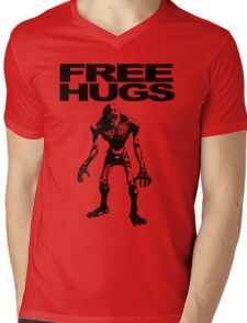 Free Hugs From a ReDead! Mens V-Neck T-Shirt