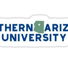Northern Arizona University - Style 19 Sticker