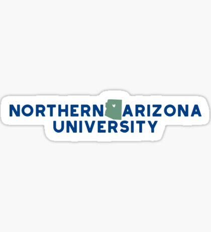 Northern Arizona University - Style 19 Sticker