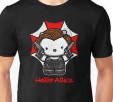 Hello Alice Unisex T-Shirt