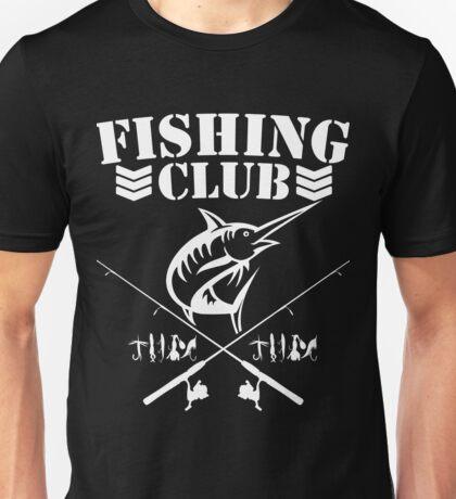 Fishing club Unisex T-Shirt