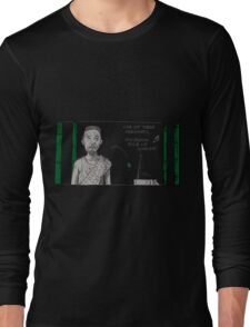 one of these mornings Long Sleeve T-Shirt