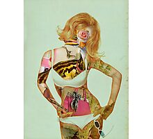 PAPER DOLL Photographic Print
