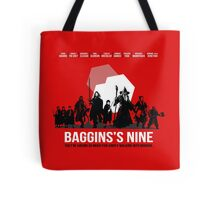 The Nine Tote Bag