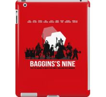 The Nine iPad Case/Skin