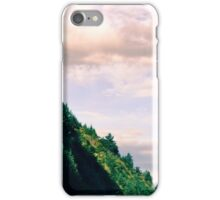 Oregon - Mountain Pass In The Fall iPhone Case/Skin