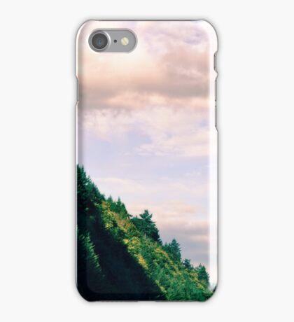 Oregon - Mountain Pass In The Fall iPhone Case/Skin