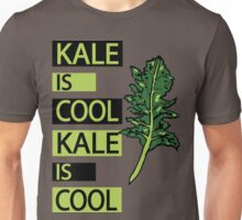 Kale is cool - healthy eating Unisex T-Shirt