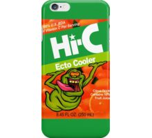 Ecto Cooler iPhone Case/Skin
