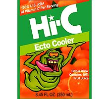 Ecto Cooler Photographic Print