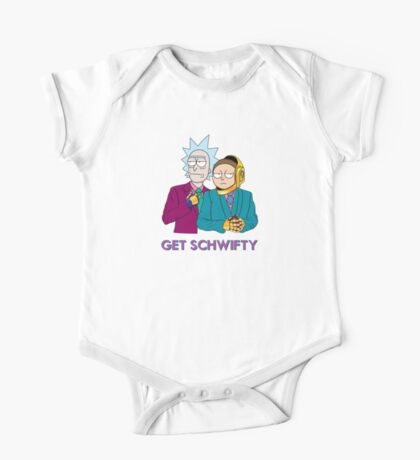 Get Schwifty One Piece - Short Sleeve