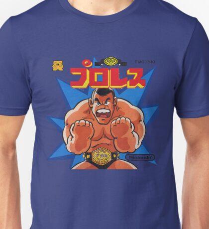 Pro Wrestling Unisex T-Shirt
