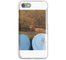 harvest from the sky iPhone Case/Skin