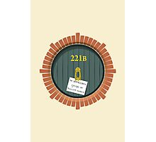 221B Bag End New Version Photographic Print