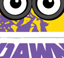 Dawn of the Minions Sticker