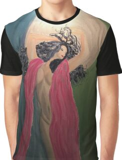 Luna Chick Graphic T-Shirt