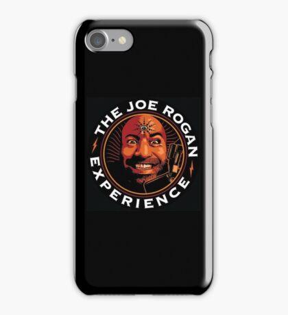 Joe Rogan Experience T Shirt iPhone Case/Skin