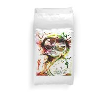 Too Weird to Live, Too Rare to Die by Skillmatik Duvet Cover