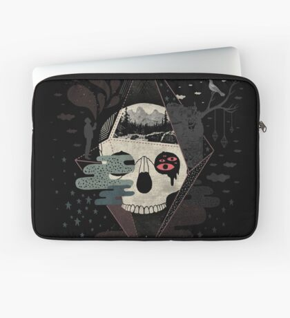 Happy Riddle Laptop Sleeve