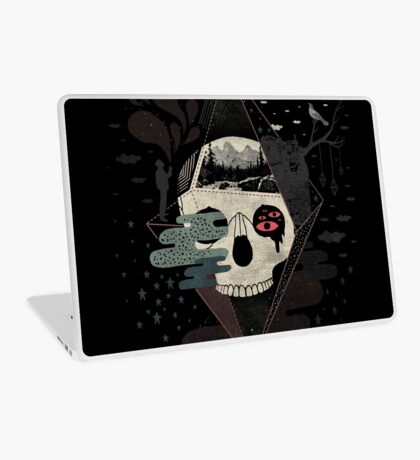 Happy Riddle Laptop Skin