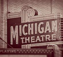 Michigan Theatre by Kadwell