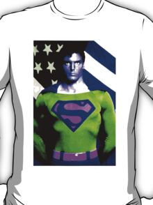 Who is Superman?  T-Shirt