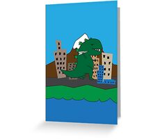 Paper Airplane 79 Greeting Card