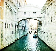 Bridge of Sighs - Venice by theparrishhouse