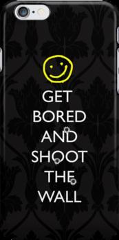 Smiley target by favoritedarknes