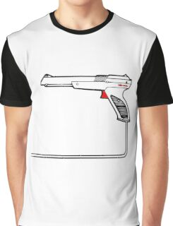 Strapped Graphic T-Shirt