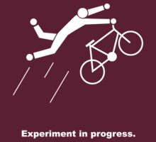 Experiment In Progress - Biking (Clothing) by Laboratory424