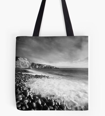 Spring Swell (Mono) Tote Bag