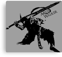 Abysswalker Canvas Print