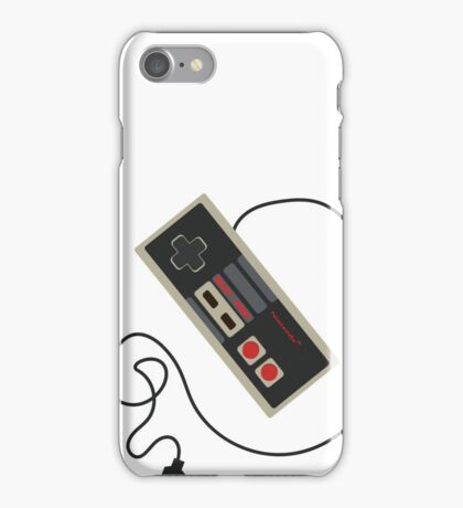 Old School Gaming  iPhone Case/Skin