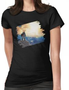Breath of The Wild Womens Fitted T-Shirt