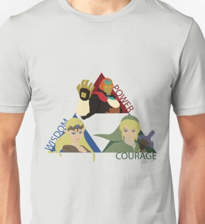 Three Opposing Forces Unisex T-Shirt
