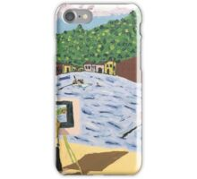 The Unfinished Painting iPhone Case/Skin