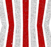 Drum (Distressed) Sticker