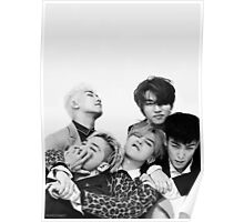 BIG BANG KPOP Poster