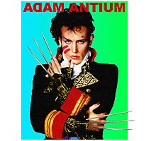 Adam Antium Photographic Print