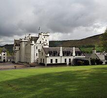 Blair Castle by Maria Gaellman