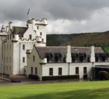 Blair Castle Sticker
