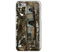 Abandoned Dodge Sweptline Pickup iPhone Case/Skin