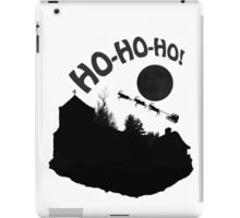 Ho-Ho-Ho! iPad Case/Skin
