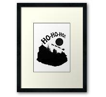 Ho-Ho-Ho! Framed Print