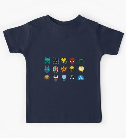 Masks Kids Tee