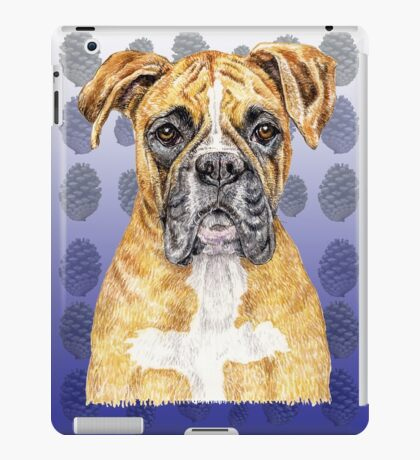 Boxer Dog iPad Case/Skin