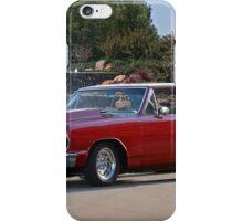 1965 Chevrolet 'Pro Street' Malibu iPhone Case/Skin