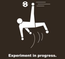 Experiment In Progress - Soccer (Clothing) by Laboratory424